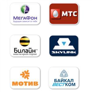Операторы сотовой связи Лянтора