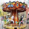 Парки культуры и отдыха в Лянторе