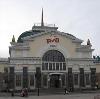 Железнодорожные вокзалы в Лянторе