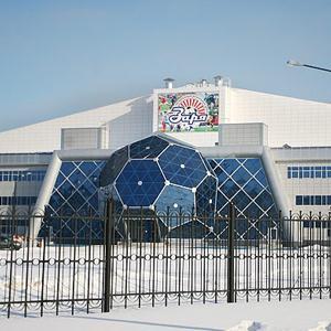 Спортивные комплексы Лянтора