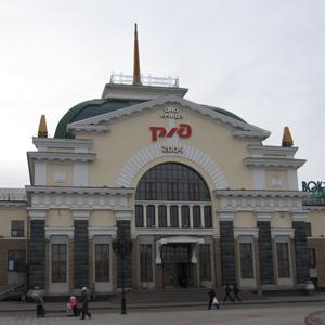 Железнодорожные вокзалы Лянтора